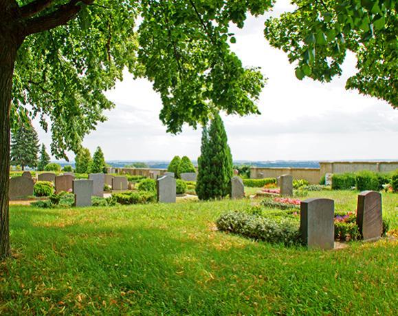 cimetière tombes